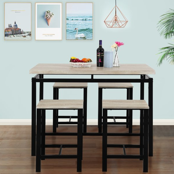 Most Up To Date Weatherholt Dining Tables Regarding Weatherholt Dining Table & Reviews (View 11 of 20)