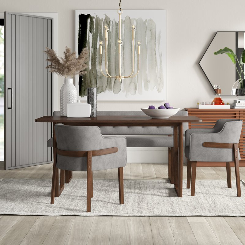 Mukai 5 Piece Dining Sets Throughout Most Recent Mercury Row Mukai 4 Piece Dining Set (View 2 of 20)