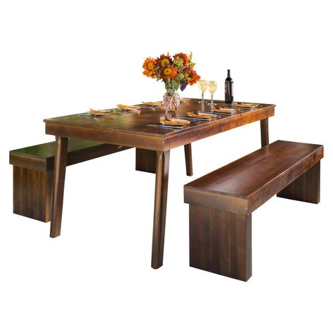 Newest Pinterest In Rossiter 3 Piece Dining Sets (View 9 of 20)