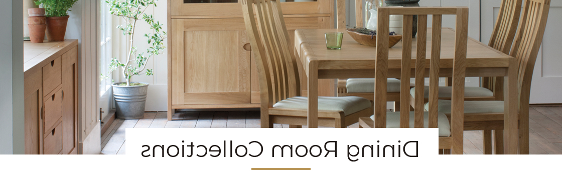 Northwoods 3 Piece Dining Sets Pertaining To Most Recent Dining Room Collections – Solent Beds Limited (View 12 of 20)
