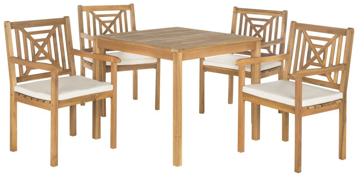 Pat6722a Patio Sets – 5 Piece Outdoor Dining Sets – Furniture Throughout 2018 Delmar 5 Piece Dining Sets (View 18 of 20)
