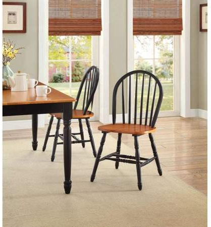 Pattonsburg 5 Piece Dining Sets In Most Recently Released Windsor Oak Furniture – Shopstyle (Gallery 12 of 20)