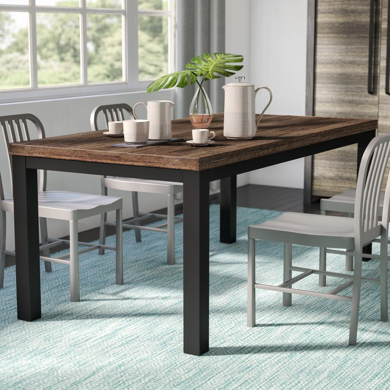Pattonsburg 5 Piece Dining Sets Inside Widely Used Langley 5 Piece Dining Set & Reviews (View 12 of 20)