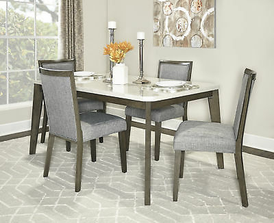 Picclick Intended For Autberry 5 Piece Dining Sets (View 11 of 20)