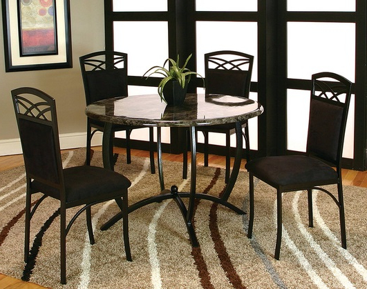 Popular American Freight Discount Dining Room Setsamericanf With Cargo 5 Piece Dining Sets (Gallery 6 of 20)
