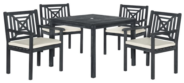 Popular Pat6722K Patio Sets – 5 Piece Outdoor Dining Sets – Furniture Throughout Delmar 5 Piece Dining Sets (Gallery 12 of 20)