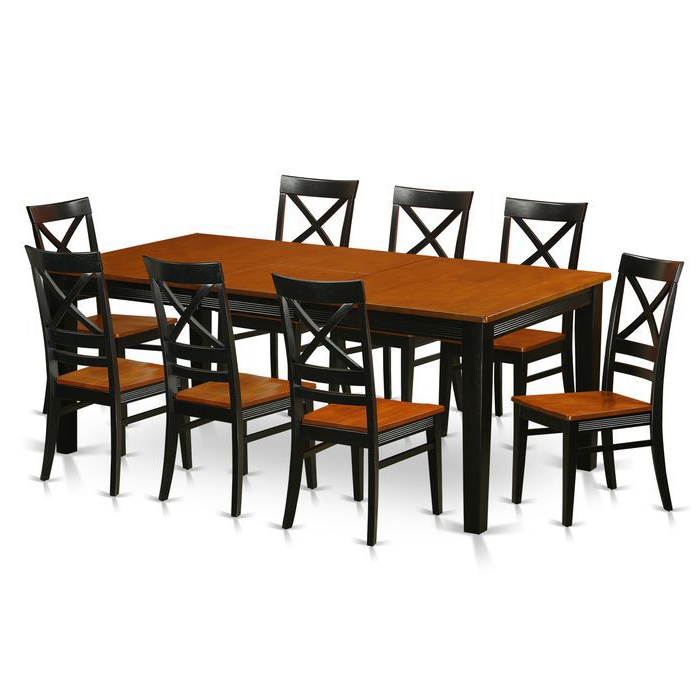 Pratiksha Sonoma 5 Piece Dining Sets In Most Popular 9 Piece Isaac Dining Set (Gallery 1 of 20)
