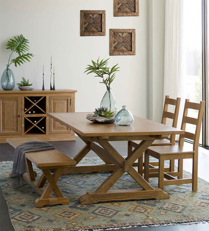 Preferred 16 Best Places To Find Organic And Eco Friendly Furniture Throughout Mulvey 5 Piece Dining Sets (Gallery 14 of 20)
