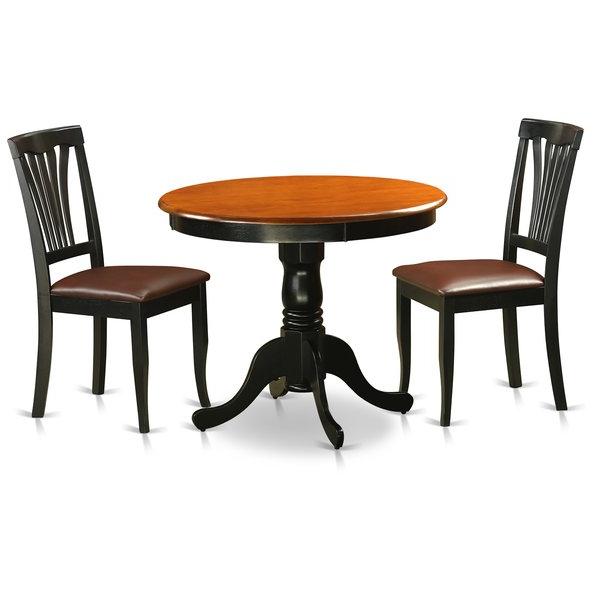 Preferred Fresh 3 Piece Dining Seteast West Furniture Top Reviews On Within West Hill Family Table 3 Piece Dining Sets (View 11 of 20)