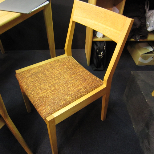 Preferred Yorokobi: Joy Of The Dining Chair Mukai Oak Domestic Production With Regard To Mukai 5 Piece Dining Sets (View 17 of 20)