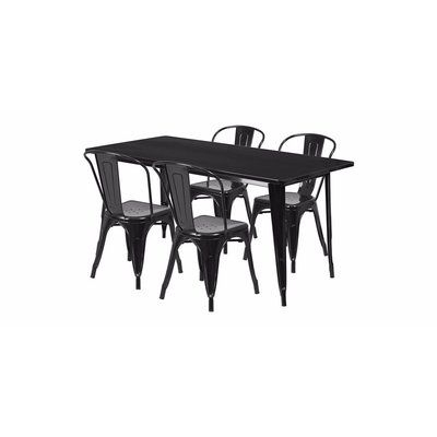 Products Within Most Recent Telauges 5 Piece Dining Sets (View 17 of 20)