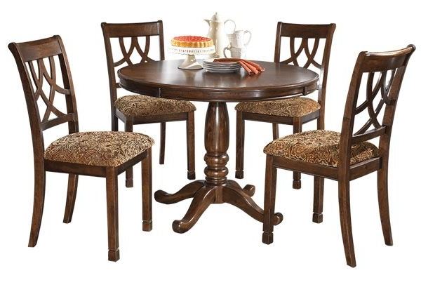 Recent Kaelin 5 Piece Dining Sets For Cedar Creek Dining Set (View 5 of 20)