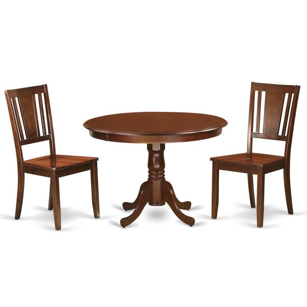 Recent Tenney 3 Piece Counter Height Dining Sets In Tenney 3 Piece Counter Height Dining Setaugust Grove Reviews On (View 15 of 20)