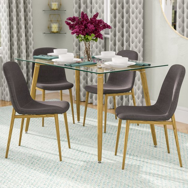 Recent Tony 5 Piece Counter Height Dining Seta&j Homes Studio Wonderful Pertaining To Giles 3 Piece Dining Sets (View 10 of 20)