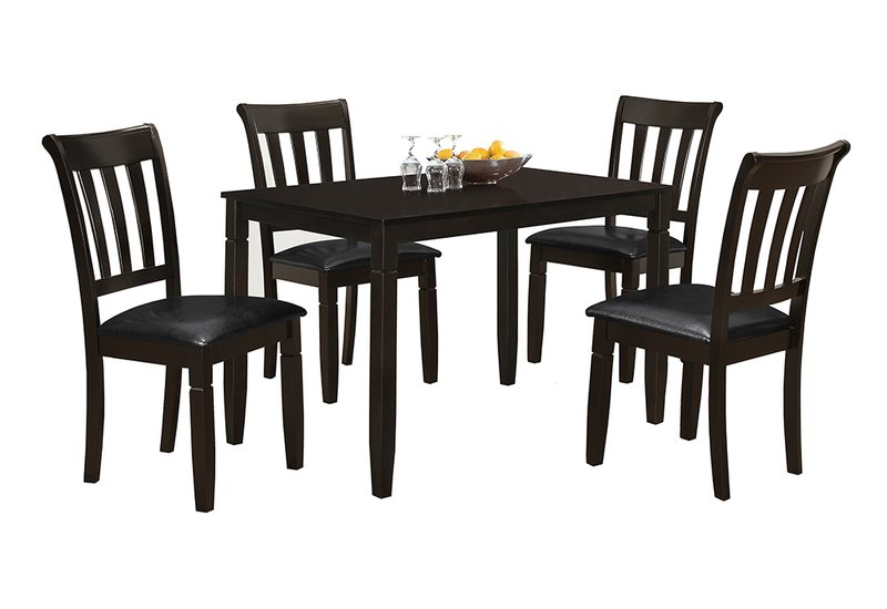 Red Barrel Studio Winnetka 5 Piece Dining Set & Reviews (View 15 of 20)