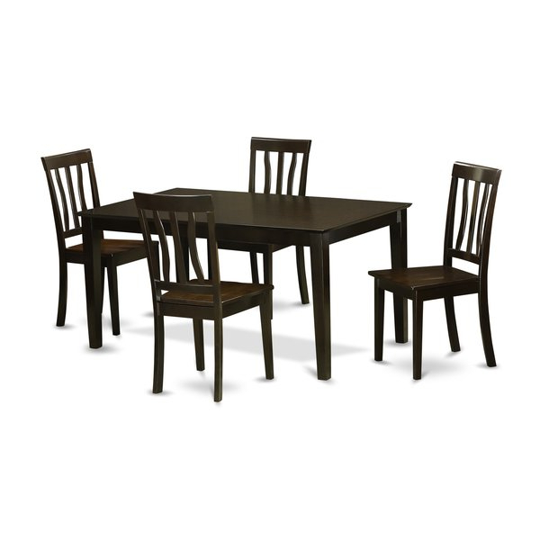 Smyrna 3 Piece Dining Sets In Well Liked Bargain Smyrna 5 Piece Solid Wood Dining Setcharlton Home Today (Gallery 8 of 20)
