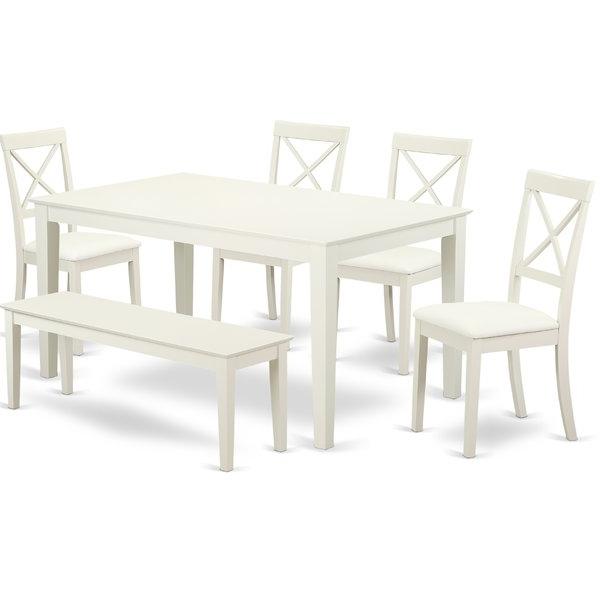Smyrna 3 Piece Dining Sets Pertaining To Preferred Smyrna 6 Piece Dining Setcharlton Home Top Reviews On (View 11 of 20)