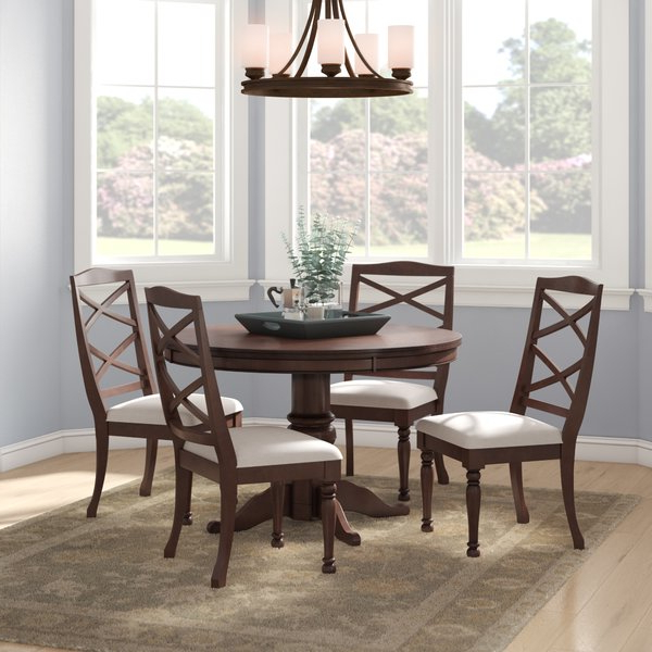 Tony 5 Piece Counter Height Dining Seta&j Homes Studio Wonderful With Preferred Giles 3 Piece Dining Sets (View 12 of 20)