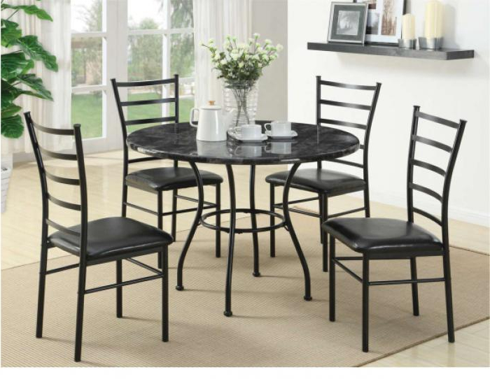 Union City, Ga 5 Piece Dining Set W With Cargo 5 Piece Dining Sets (View 17 of 20)