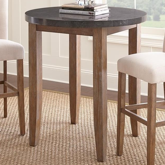 Walker's Furniture Within Debby Small Space 3 Piece Dining Sets (View 20 of 20)
