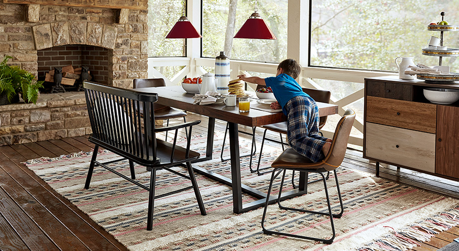 Walmart Regarding Best And Newest North Reading 5 Piece Dining Table Sets (View 11 of 20)