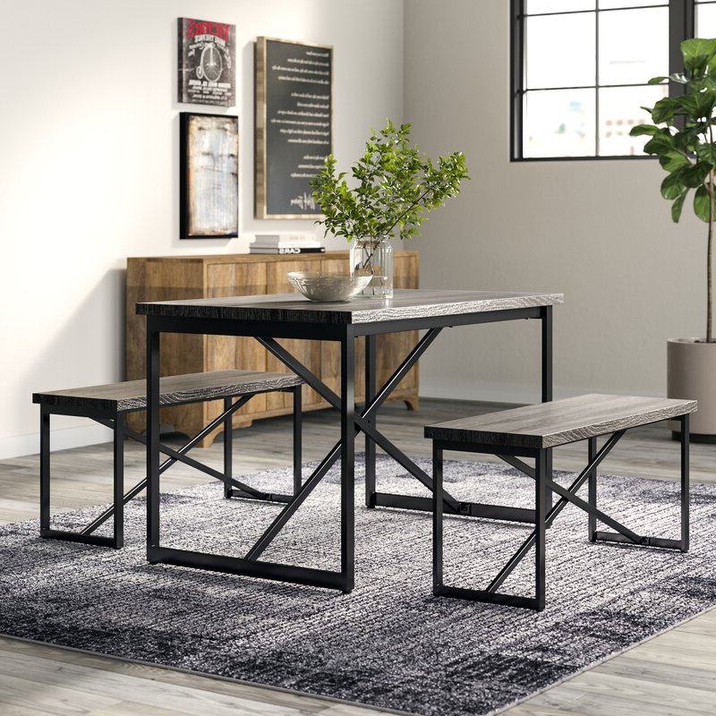Wayfair.ca With Regard To Newest Bearden 3 Piece Dining Sets (Gallery 2 of 20)