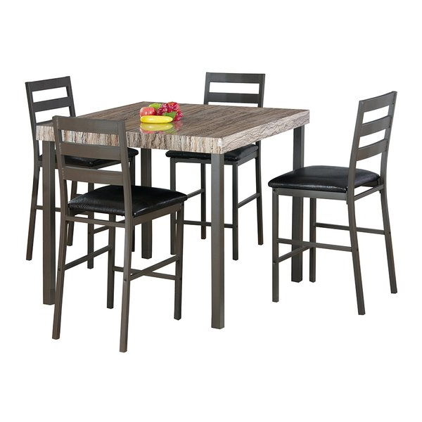 Wayfair Intended For Giles 3 Piece Dining Sets (View 14 of 20)