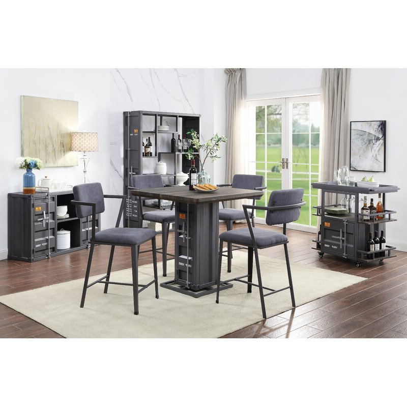 Wayfair Pertaining To Most Up To Date Cargo 5 Piece Dining Sets (View 2 of 20)