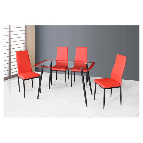 Wayfair Pertaining To Well Liked Linette 5 Piece Dining Table Sets (Gallery 2 of 20)