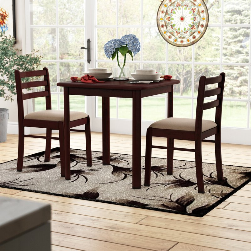 Wayfair Regarding Kinsler 3 Piece Bistro Sets (View 17 of 20)