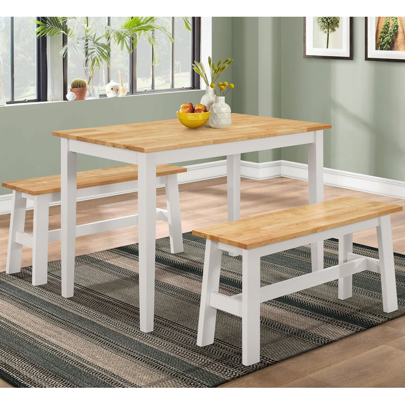Wayfair Regarding Popular Kaya 3 Piece Dining Sets (View 17 of 20)