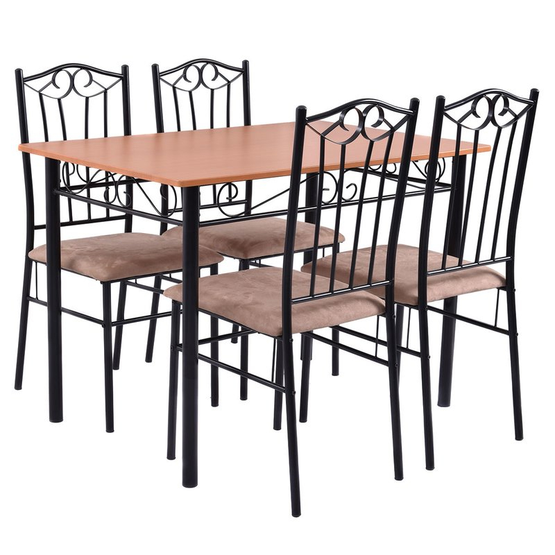 Wayfair With Most Recently Released Rossi 5 Piece Dining Sets (View 3 of 20)