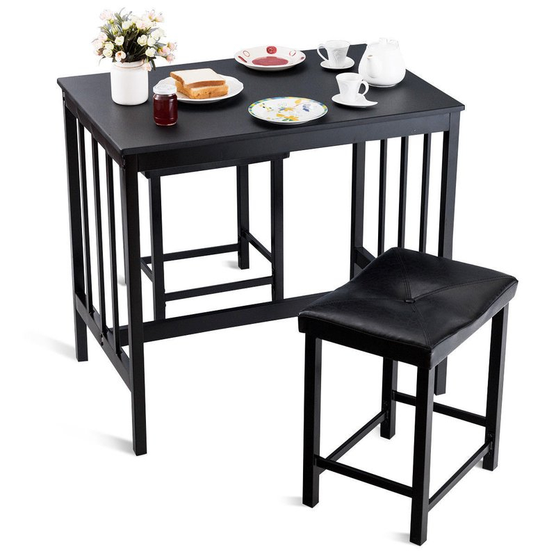 Wayfair With Popular Miskell 5 Piece Dining Sets (View 2 of 20)