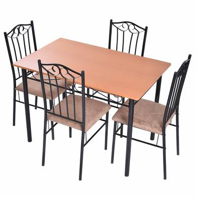 Wayfair With Regard To Most Up To Date Rossi 5 Piece Dining Sets (View 14 of 20)