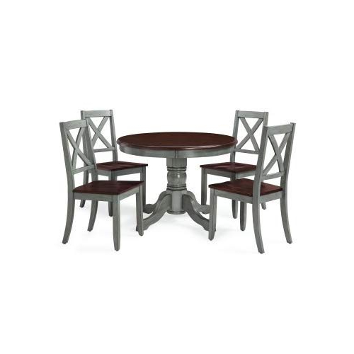 Well Known 5 Piece Dining Room Sets: Amazon Throughout Emmeline 5 Piece Breakfast Nook Dining Sets (View 17 of 20)
