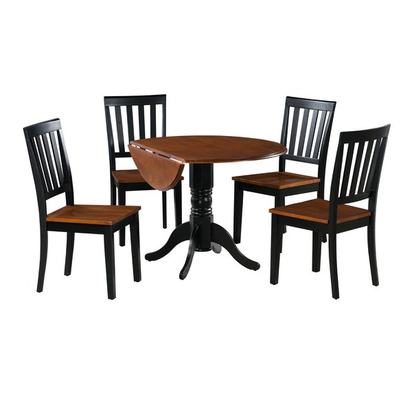 Well Liked Calla 5 Piece Pub Table Setlatitude Run Best #1 On (View 19 of 20)