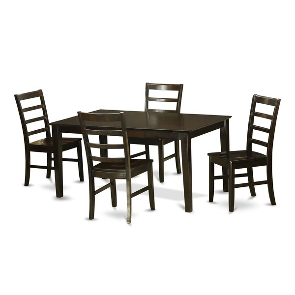 Well Liked Smyrna 5 Piece Dining Setcharlton Home 2019 Sale On (Gallery 15 of 20)