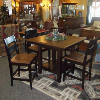 Well Liked Table And Chair Sets Archives – Page 2 Of 3 – Amish Oak With Regard To Lonon 3 Piece Dining Sets (View 19 of 20)