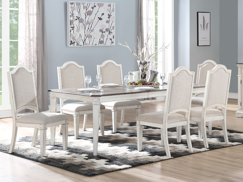 West Hill Family Table 3 Piece Dining Sets Throughout Famous Dining Room (View 10 of 20)