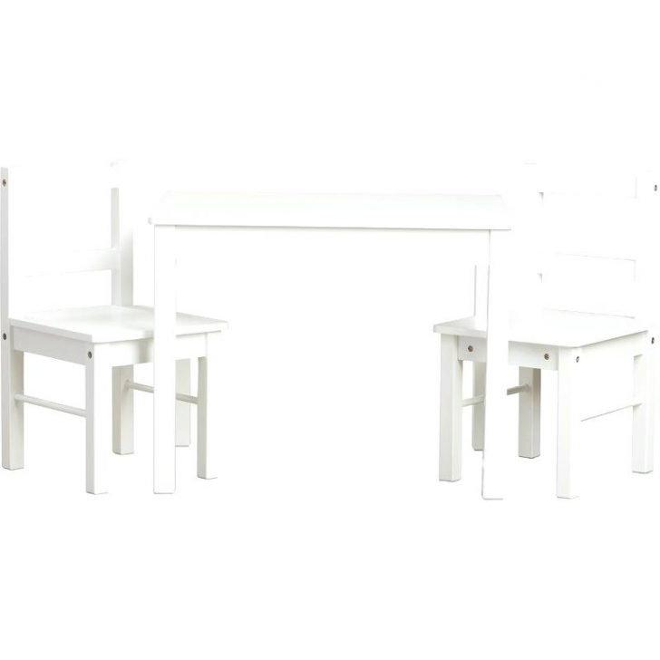 White Table And Chair Set Cheap Dining 4 Farmhouse Chairs Sets Best Regarding Popular Springfield 3 Piece Dining Sets (View 19 of 20)
