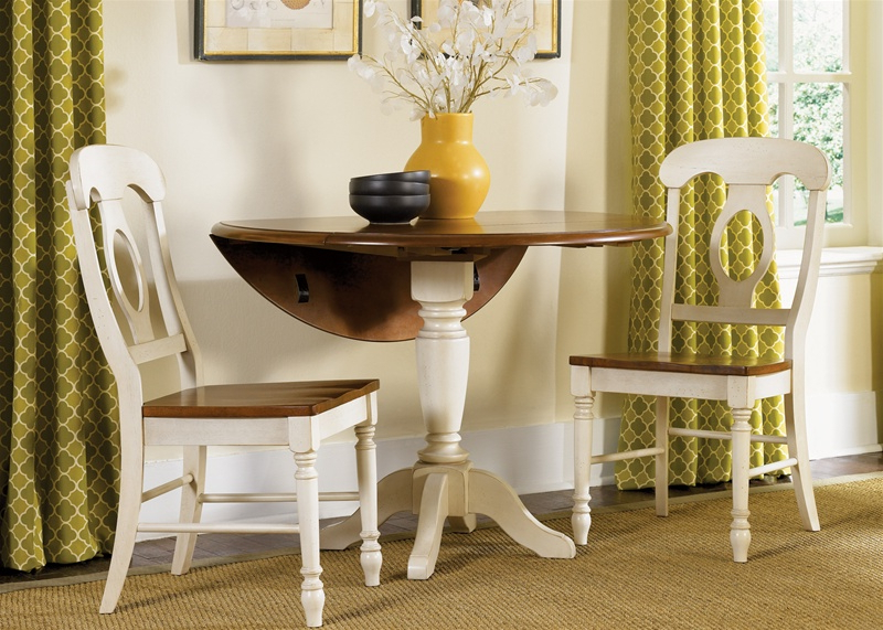 Widely Used 3 Piece Dining Sets With Low Country Napoleon Chair 3 Piece Dining Set In Linen Sand With (View 17 of 20)