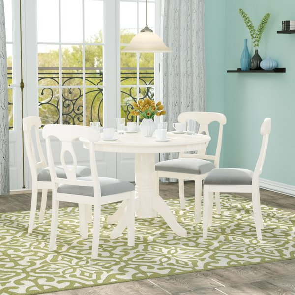 Widely Used 48 Inch Round Dining Table Set (View 19 of 20)