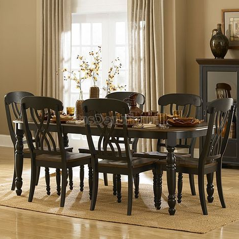 Widely Used Carriage Hill 7 Piece Extendable Dining Set Inside Pratiksha Sonoma 5 Piece Dining Sets (View 17 of 20)