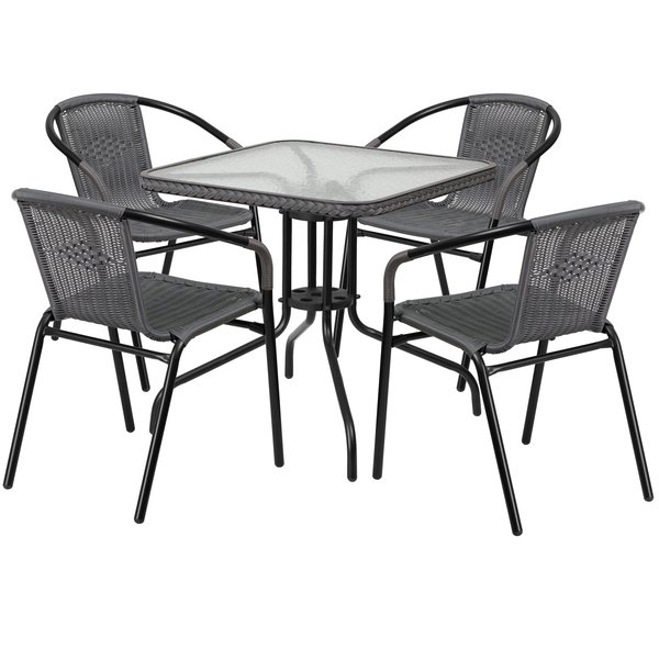 Widely Used Outdoor Dining Sets (View 18 of 20)