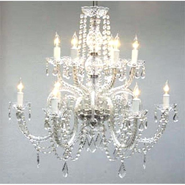 12 Light Chandelier – Motleyfamily Pertaining To Newest Vroman 12 Light Sputnik Chandeliers (View 1 of 25)