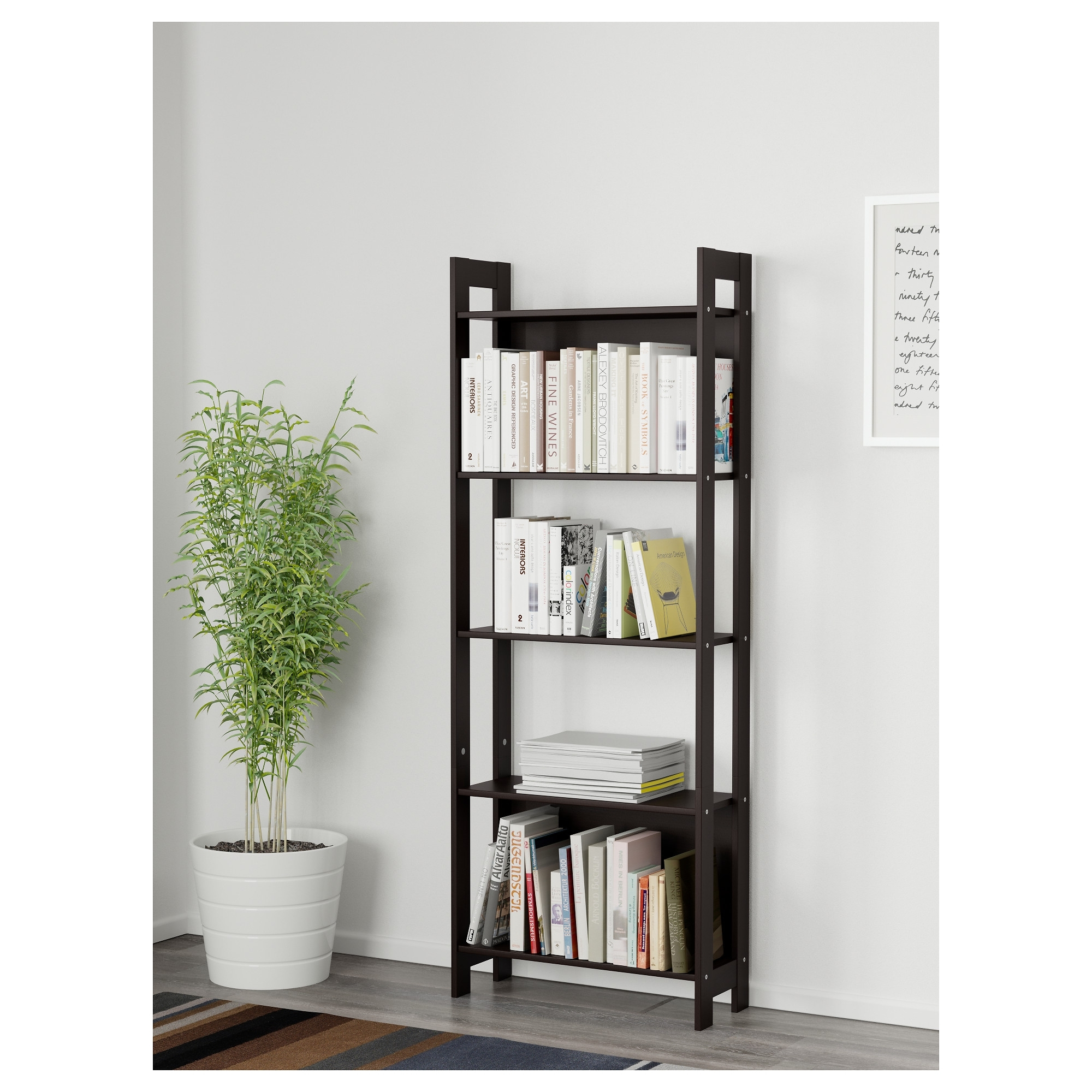 15 Cheap Bookshelves That Won't Fall Apart Intended For Current Johannes Corner Bookcases (Gallery 17 of 20)