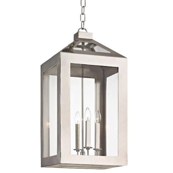 2017 Artus 4 Light Lantern Rectangle Pendant Intended For Nisbet 4 Light Lantern Geometric Pendants (Gallery 12 of 25)