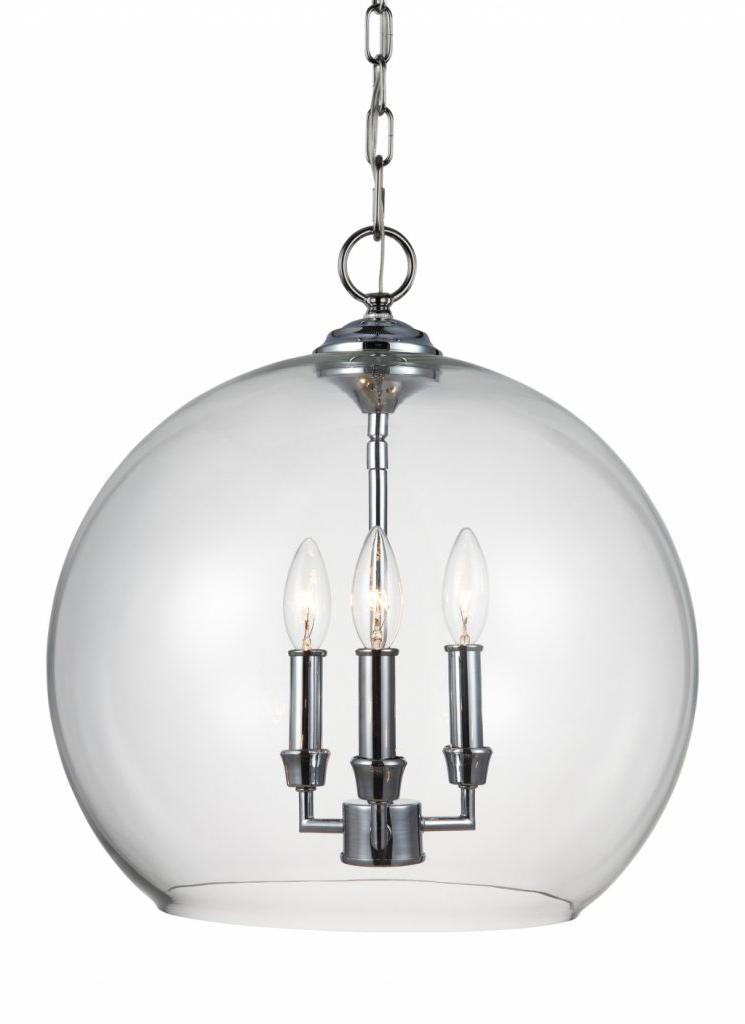 2017 Kierra 4 Light Unique / Statement Chandeliers For Lighting: Astonishing Globe Pendant Light – Globe Pendant (Gallery 24 of 25)