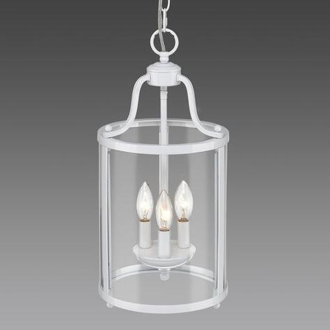 2017 Tessie 3 Light Lantern Cylinder Pendants With Pinterest – Пинтерест (Gallery 24 of 25)