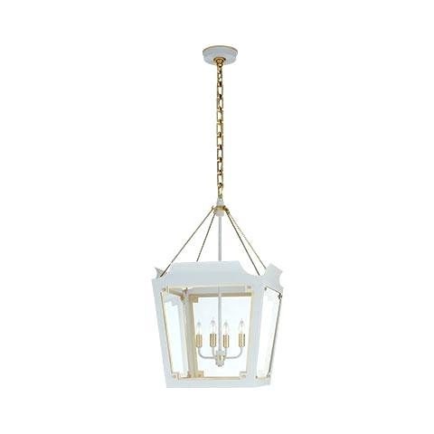 2017 Thorne 4 Light Lantern Rectangle Pendants In Lantern Ceiling Lights – Betcol.co (Gallery 24 of 25)